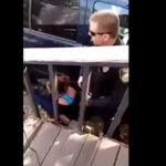 Arizona Cop Punch Woman In Face While Trying To Arrest Her