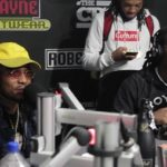 Migos Talks Spits A Freestyle, Talks Bad & Boujee & Hotbox The Studio