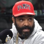 Jim Jones Breaks Down In Tears While Discussing Dipset Breakup.