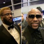 The Game Disses Meek Mill at Floyd Mayweather 40th BDay Party.