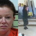 Substitute teacher Arrested for doing a Cartwheel without underwear.