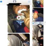 Virginia Female Burns Baby and Stuffs Plastic Bag Down His Throat.