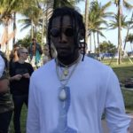 Offset Drops $100,000 On Raindrop Chain.