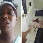 Girl On Facebook Live Says She Was Pistol Whipped And Shot At By Her Ex-Boyfriend!