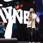 Lil Wayne Stage Crasher Gets Beat Down by Goons.