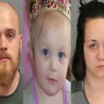 2 Year-Old Dies After Mom's Boyfriend Performs Wrestling Move On Her