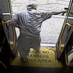 Police Body Camera Footage In Dundalk, Maryland Bus Shooting.