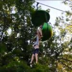 Girl Falls Off Six Flags Great Adventures Ride Escapes Death.