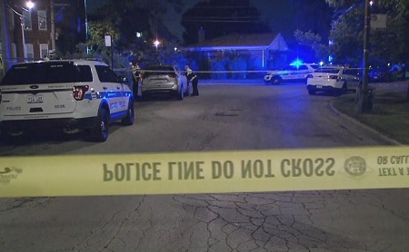More than 100 people shot in Chicago over long Fourth of July weekend