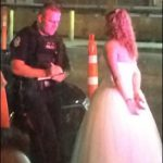 Bride And Groom Arrested After Wedding Turns Into Bar Brawl.