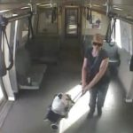Woman Fakes Seizure To Avoid Being Mugged On California Train.