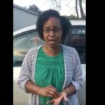 Black Woman Pissed After Fried Chicken Allegedly Thrown Into Her Car.