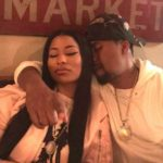 Nas and Nicki Minaj Caught Kissing At His Birthday Party.