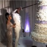 Gucci Mane and Keyshia Ka'oir Wedding Cake Cost $75K