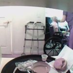 Caregiver caught Smacking 95-year-old patient sentenced to prison.