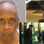 86 Year Old Woman In A Walker Robs A Bank At Gunpoint!