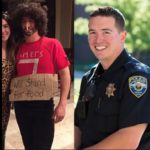 Nevada Police Officer Dressed As Colin Kaepernick Is Under Fire For Costume.