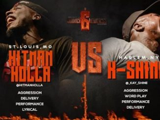 Hitman Holla VS K-Shine
