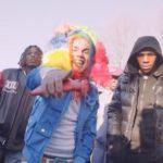 "6IX9INE Ft. Fetty Wap & A Boogie ""KEKE"" (Official Music Video)."