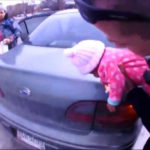 Bodycam Shows Police Officers Saving Life of Choking Baby.