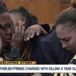 Mother & Her Boyfriend Charged With The Aggravated Murder Death Of Her 4 Year Old Daughter!