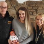 Woman Gives Birth Just 30 Minutes After Learning She's Pregnant.