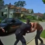 Bodycam Shows Cleveland Police Shoot Suspect Fighting Officers.