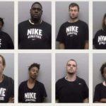 Arkansas Sheriff's Forced Inmates To Wear Nike Shirts In Mug Shots