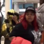 Cardi B's Publicist Snaps On Lady At Airport.