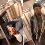 Yonkers Man Arrested For Stomping Elderly Woman On NYC Subway