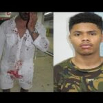 Footage Released Of Boxer Shakur Stevenson Attacking Man In A Miami Beach parking garage.