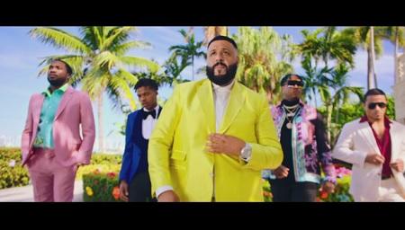 Video: DJ Khaled - Ft. Meek Mill, J Balvin, Lil Baby, Jeremih- You Stay