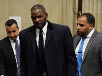 R. Kelly Charged With 11 New Counts Of Sexual Abuse!