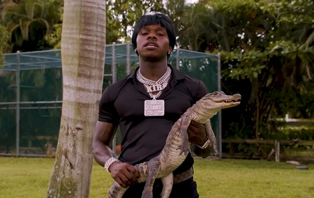 "DaBaby ""Pony"" (Official Music Video)."