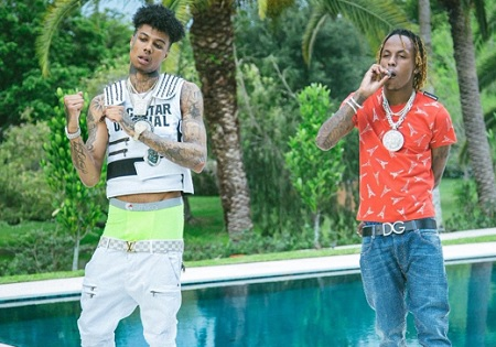 """Video: Blueface - ft. Rich The Kid """"Daddy""""."""