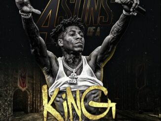 "New Music: NBA Youngboy - ""4 Sons of a King""."