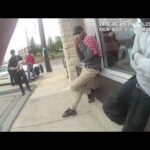 Bodycam footage shows Maryland police officer using racial slurs..