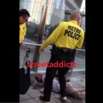 Las Vegas Police Choke Teen For Selling Water