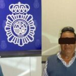 Man busted trying to smuggle cocaine under his toupee.