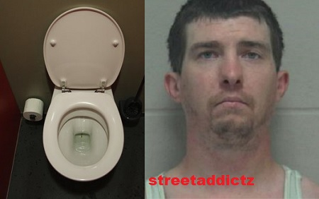 Wisconsin Man Gets 150 Days In Jail For Clogging 30 Toilets