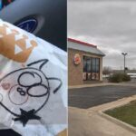 Five Burger King Worker's Fired For Drawing Photo Of Pig On Officer's Order.