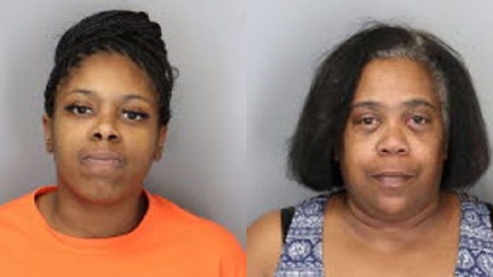 Mother and daughter accused of stuffing $200 worth of crab legs in purse.