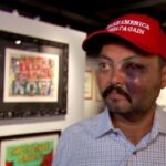 NYC Art Gallery Owner Says He Was Attacked For Wearing A MAGA Hat