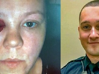 St. Albans Police Officer Fired For Punching Handcuffed Woman.