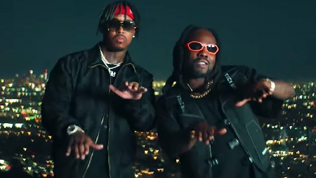 """Wale - Ft. Jeremih """"On Chill"""" (Official Music Video)."""