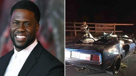 911 call after Kevin Hart's crash released