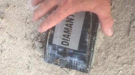 Bricks of cocaine