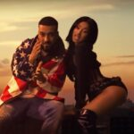 "Video: French Montana – Ft. Post Malone & Cardi B ""Writing on the Wall""."