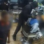 Brooklyn Man Gets Robbed At Gunpoint While Getting A Haircut.