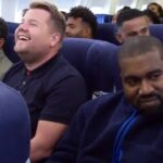 Watch: Kanye West Airpool Karaoke.